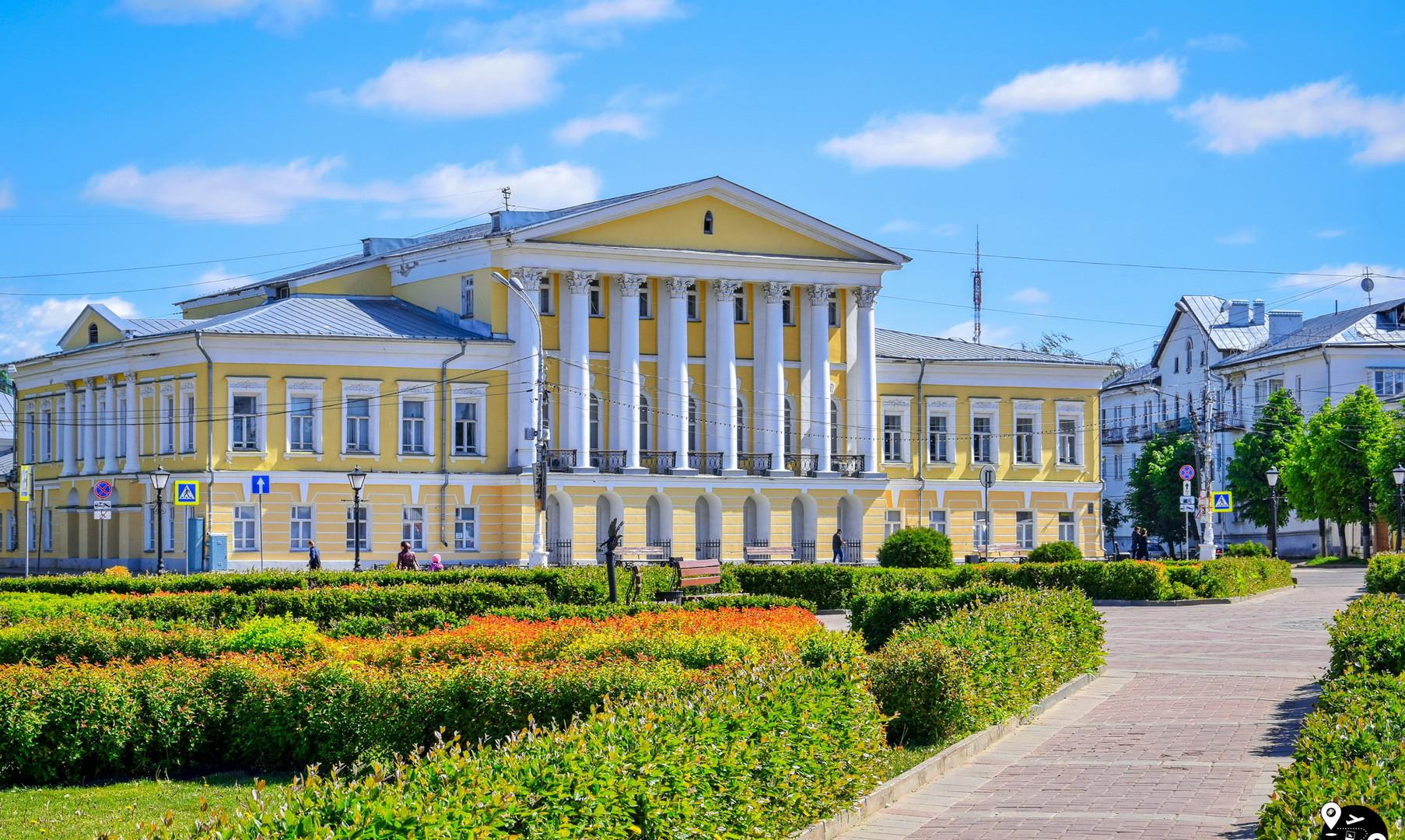 Особняк сенатора Борщева, Кострома