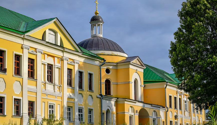 Христорождественский монастырь в Твери