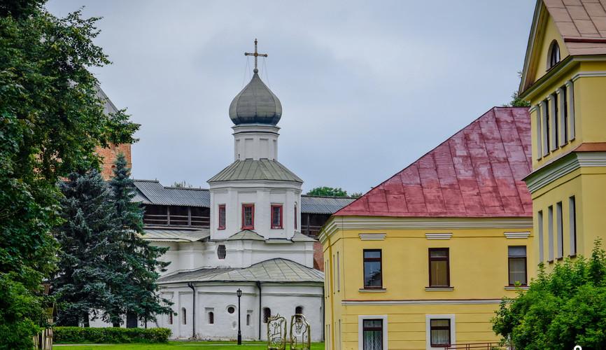 Новгородский кремль, Великий Новгород