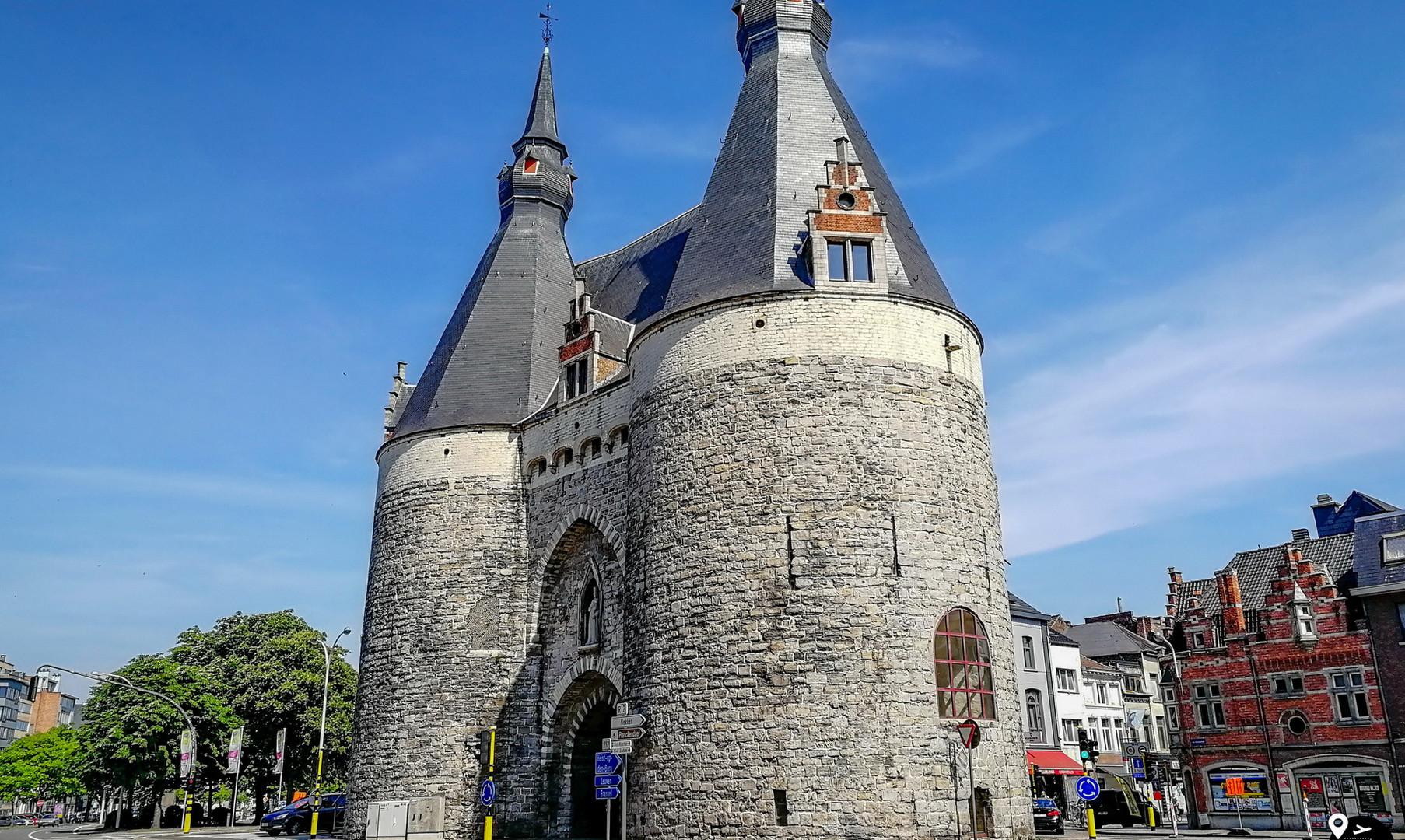 Брюссельские ворота в Мехелене