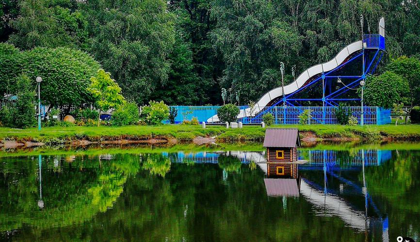 Центральный парк Бреста