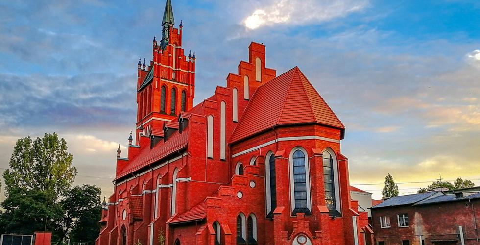 Кирха Святого семейства, Калининград