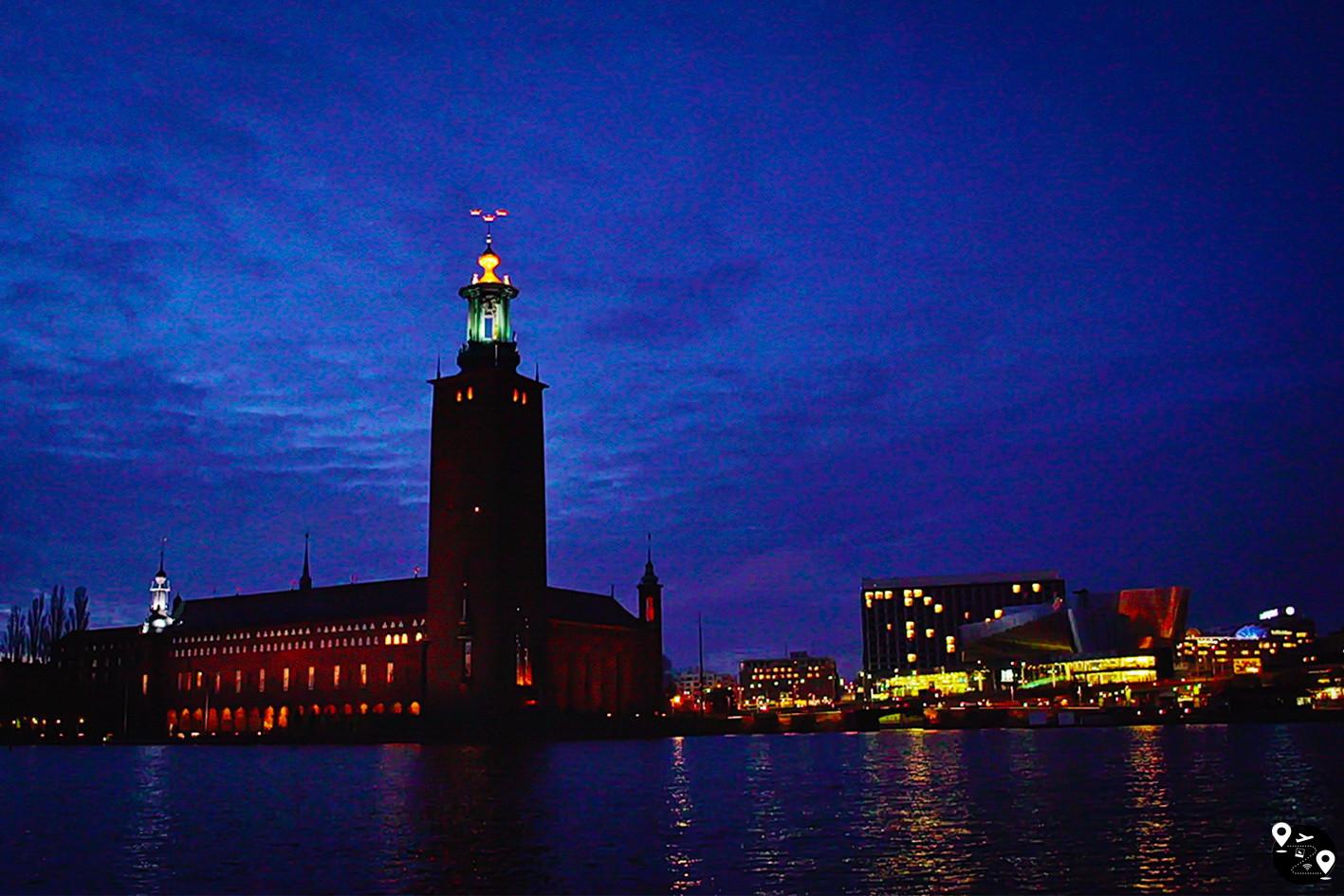 Городская ратуша Стокгольма