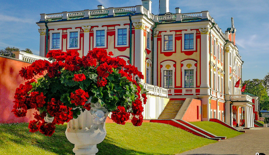 Дворец Кадриорг, Таллин