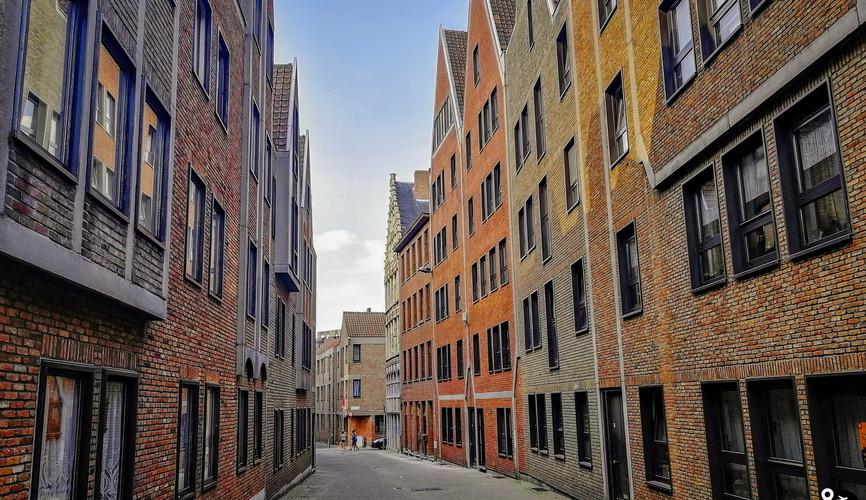 Улицы Антверпена