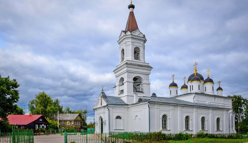 """Церковь """"Белая Троица"""", Тверь"""