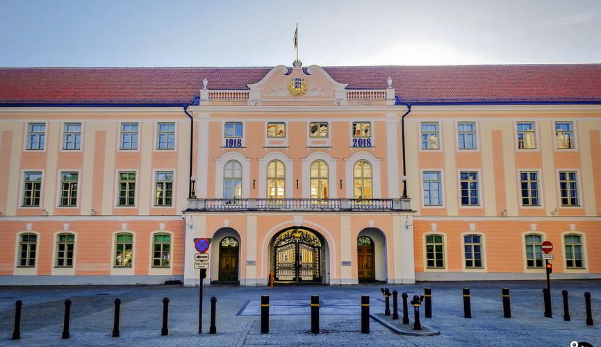 Государственное собрание Эстонии, Таллин