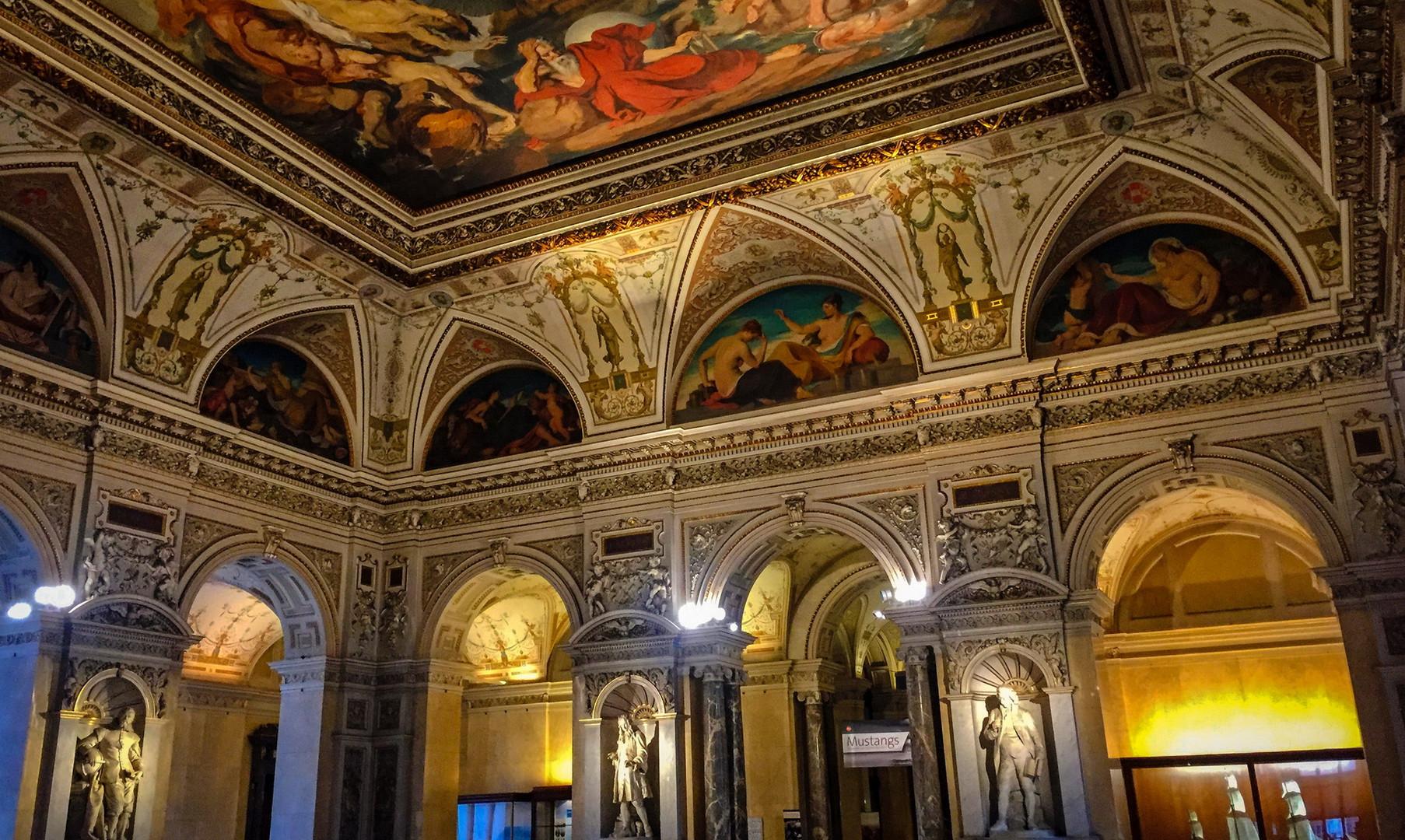 Музей естествознания, Вена