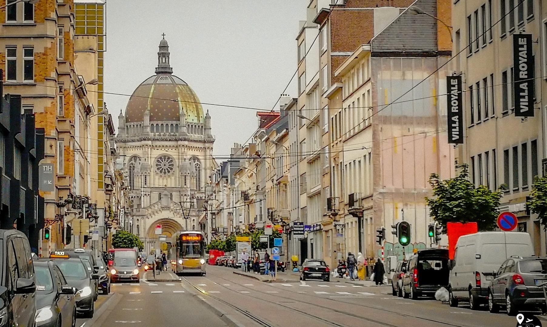 Церковь Святой Марии, Брюссель