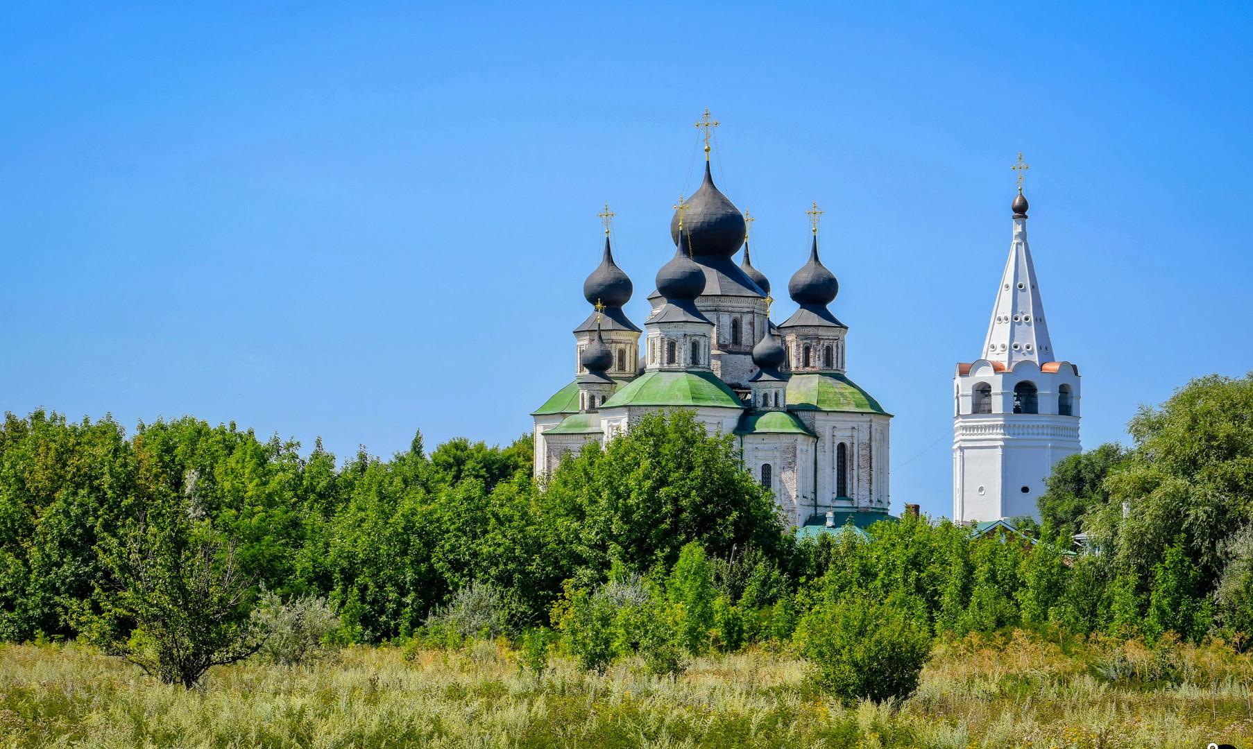 Вознесенский собор в Старочеркасске