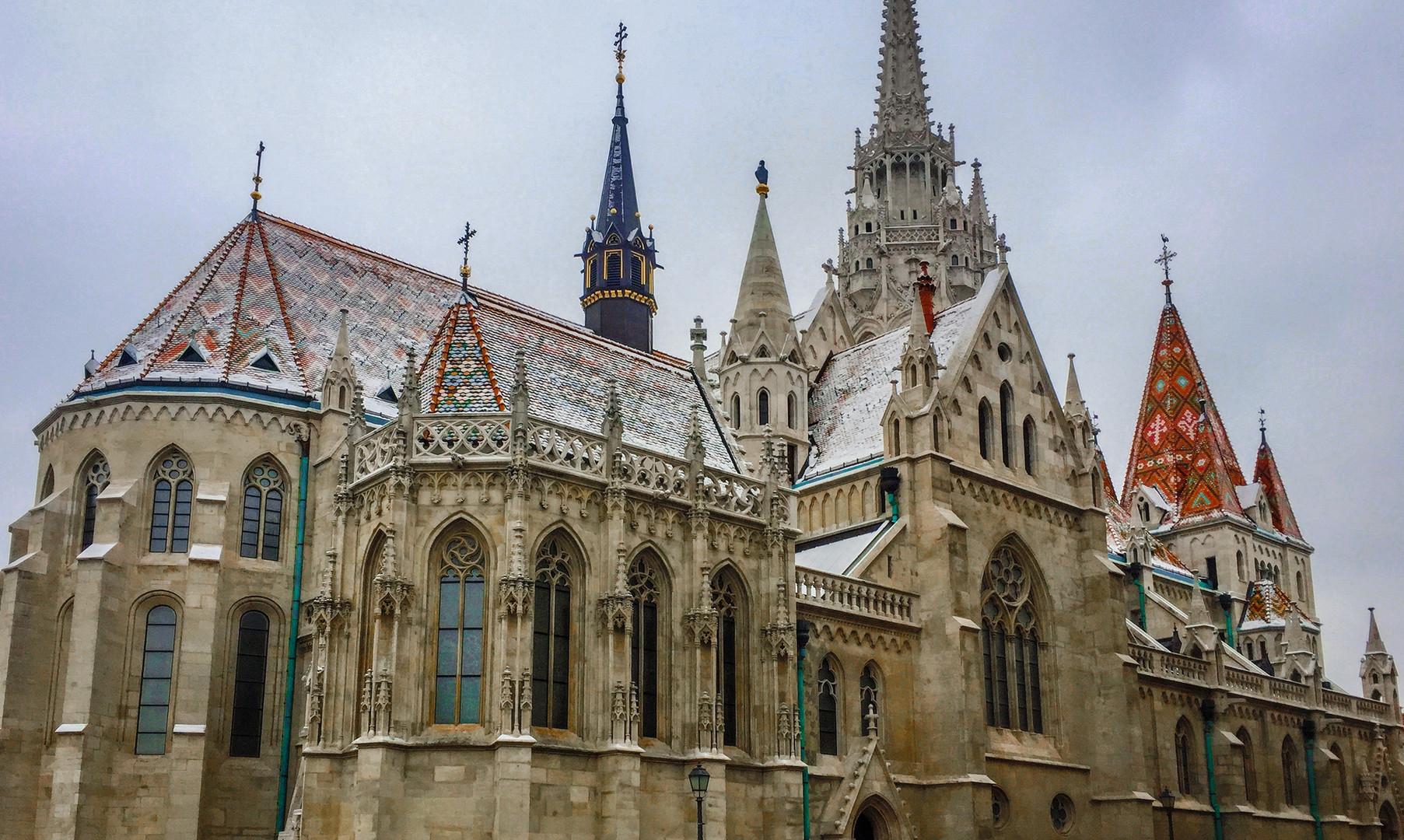 Церковь Святого Матьяша, Будапешт