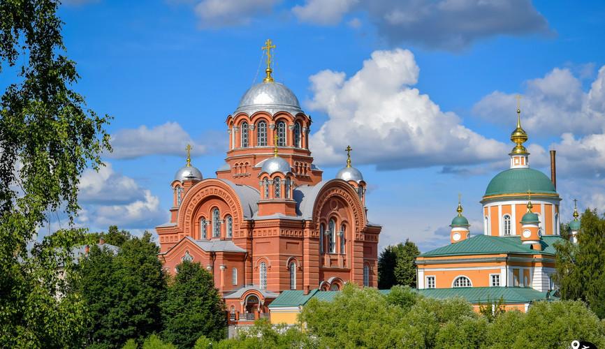 Покровский Хотьков монастырь, Хотьково