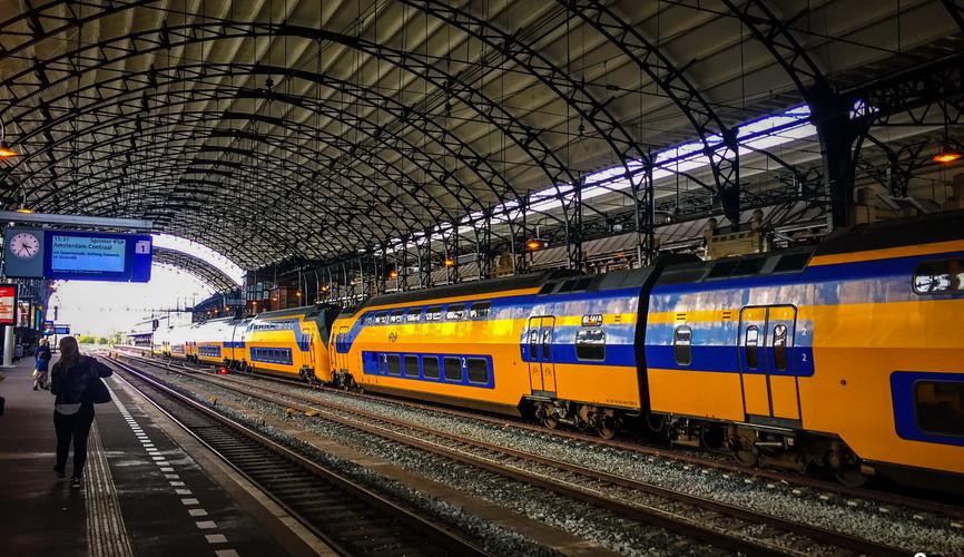Поезда в Нидерландах