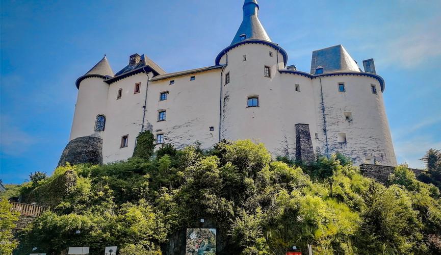 Замок в Клерво