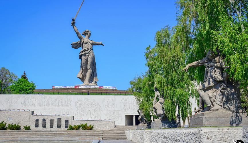 Мамаев Курган, Волгоград