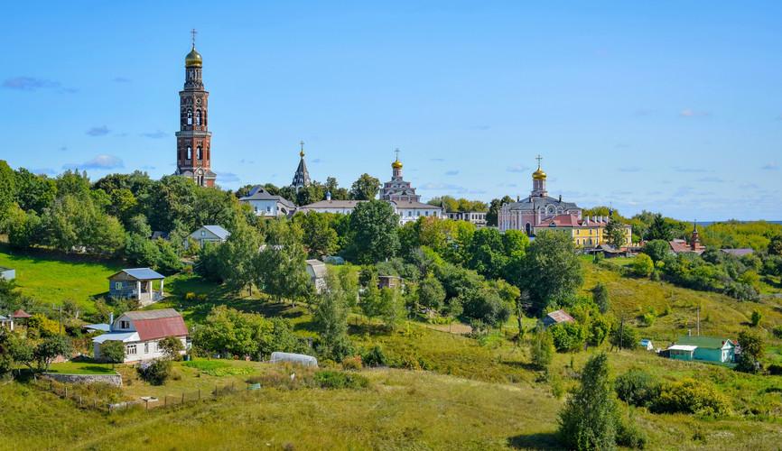 Иоанно-Богословский монастырь, Пощупово