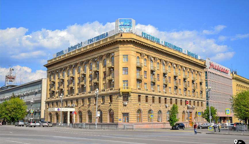 Площадь на проспекте Мира, Волгоград