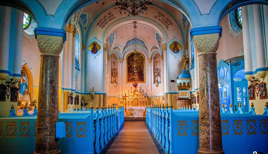Церковь святой Елизаветы в Братиславе