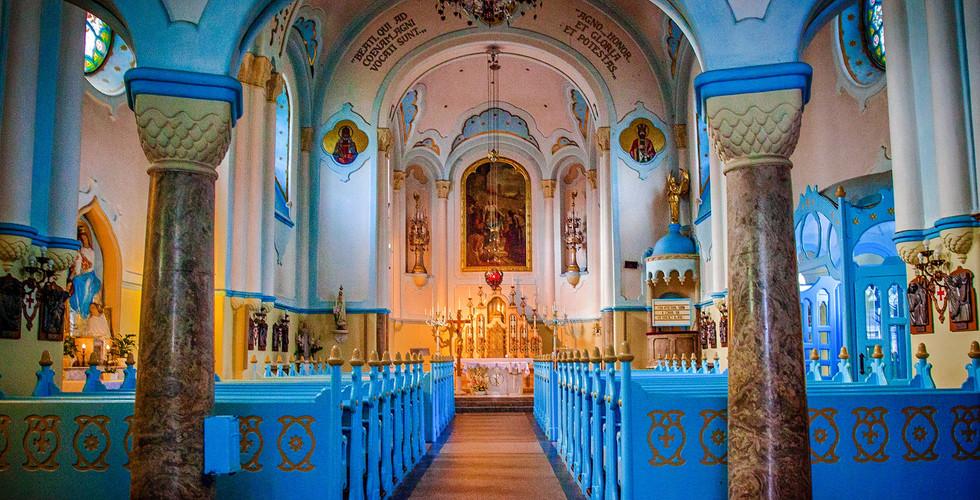 Костел святой Элизабет, Братислава