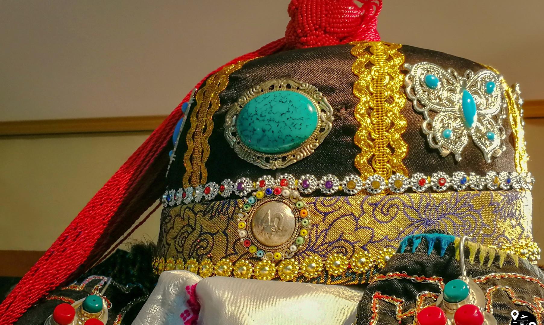 Национальные одежды калмыков