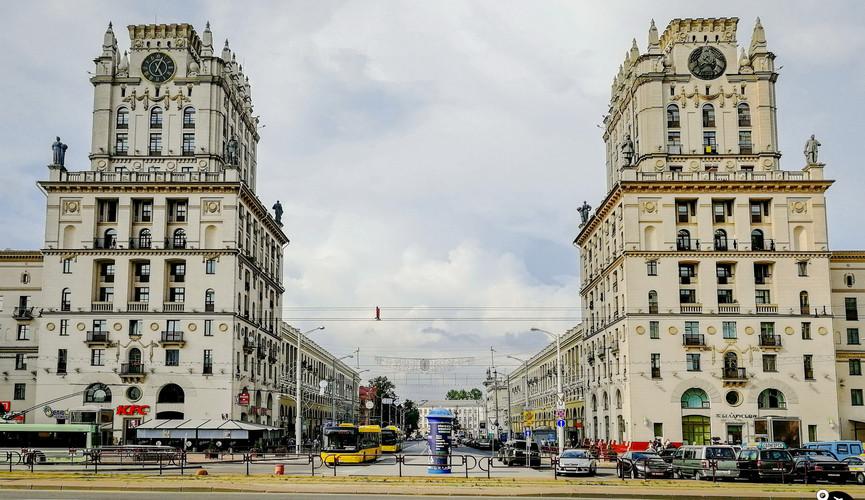 """Комплекс """"Врата Минска"""", Минск"""