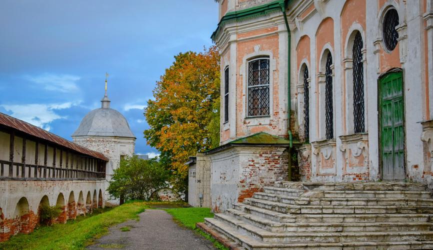 Горицкий Успенский монастырь, Переславль-Залесский