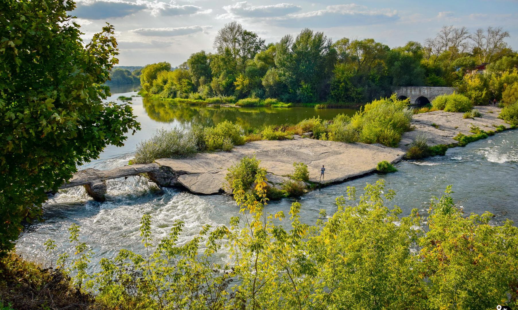 Заброшенная Троекуровская ГЭС, Троекурово