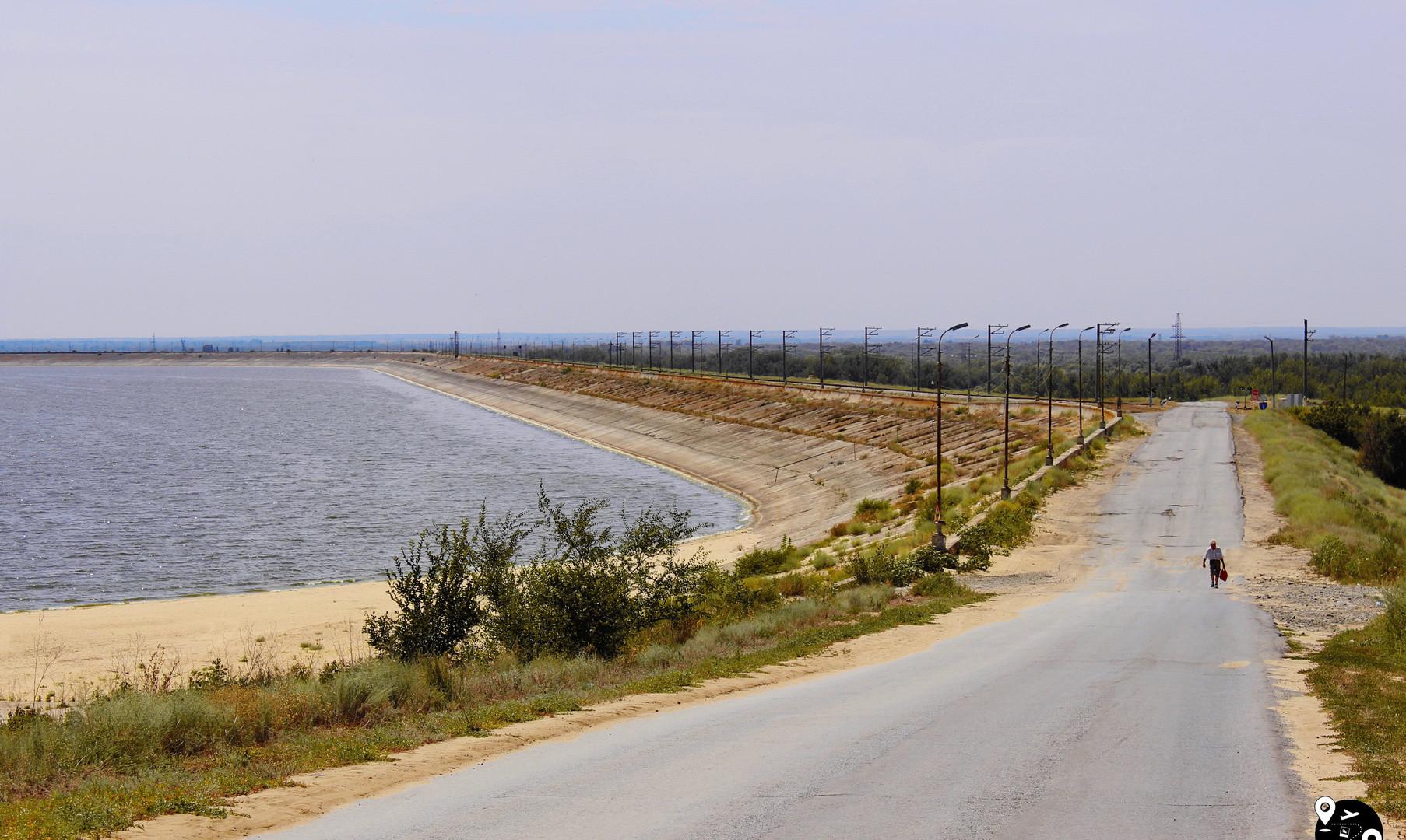 Цимлянское водохранилище, Цимлянск