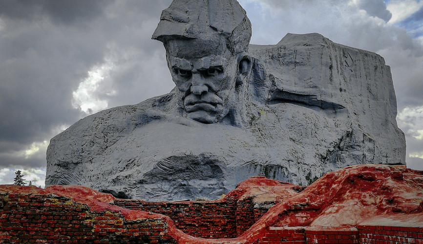 """Монумент """"Мужество"""", Брестская крепость, Брест"""