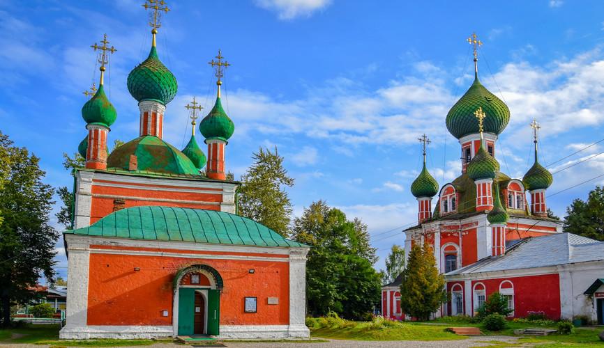 Владимирский собор, Переславль-Залесский