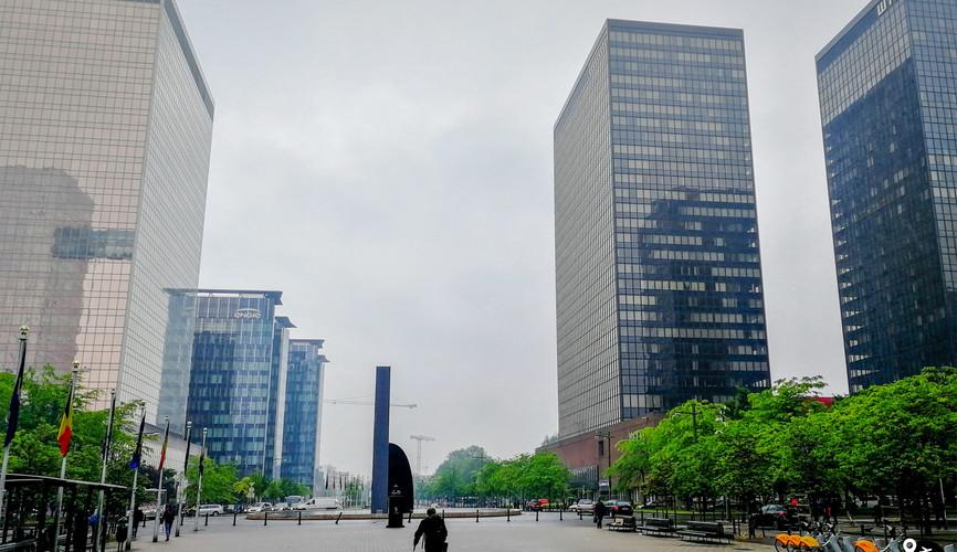 """Район """"Брюссель-Север"""", Брюссель"""