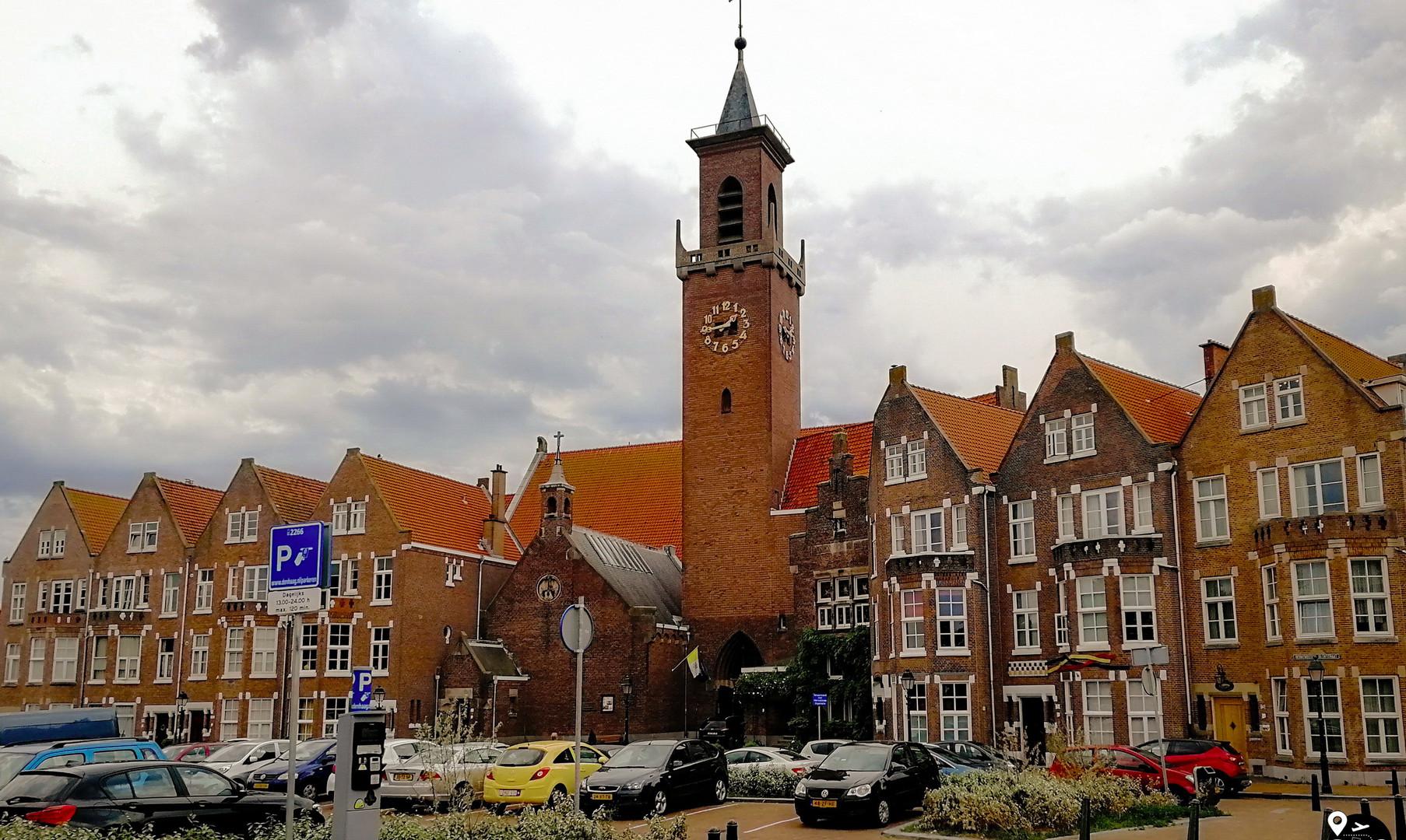 Старый город в Гааге