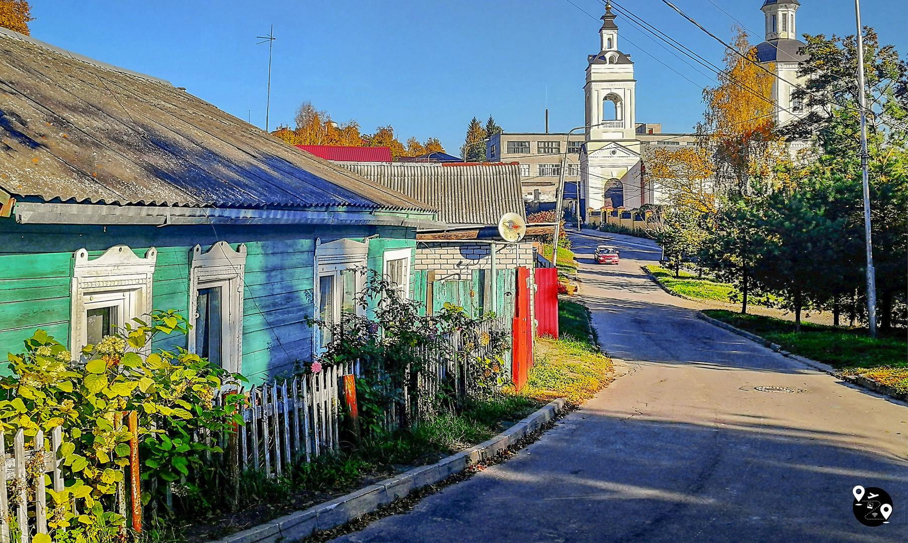 Центр города Брянска