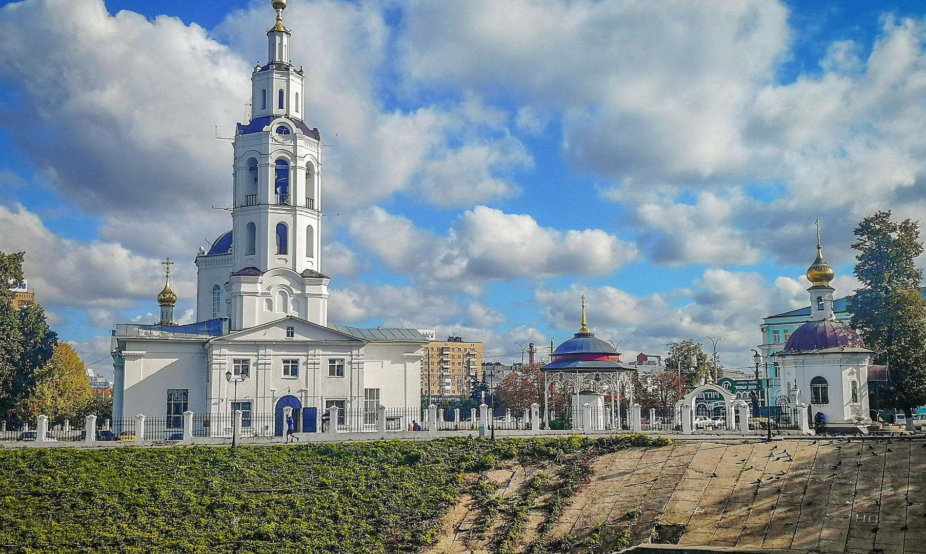 Богоявленский собор, Орел