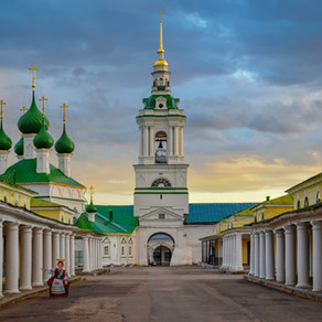 Путешествие в Кострому | Travel to Kostroma