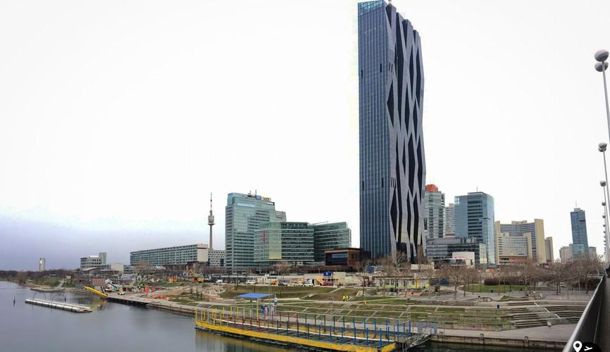 Венский международный центр, Вена