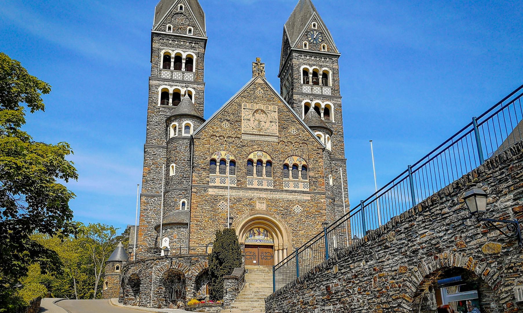 Церковь Клерво, Клерво