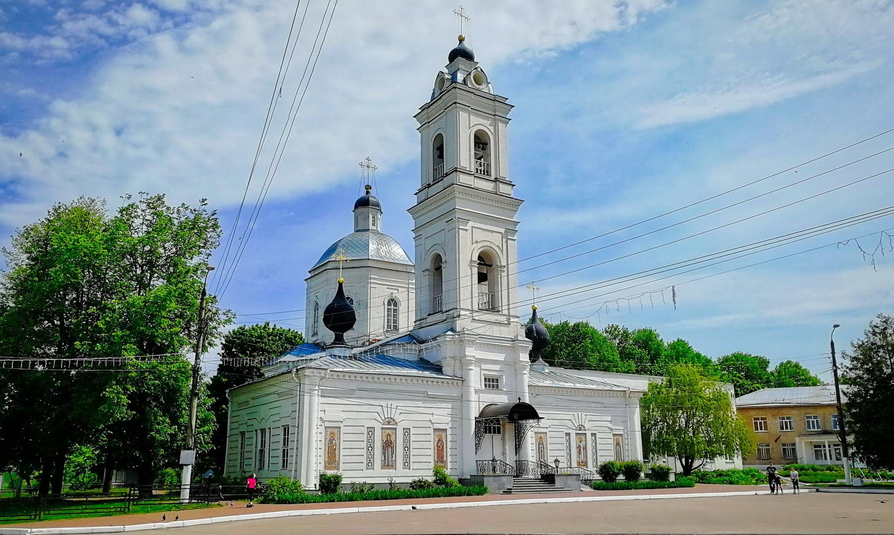 Петропавловский собор в Тарусе
