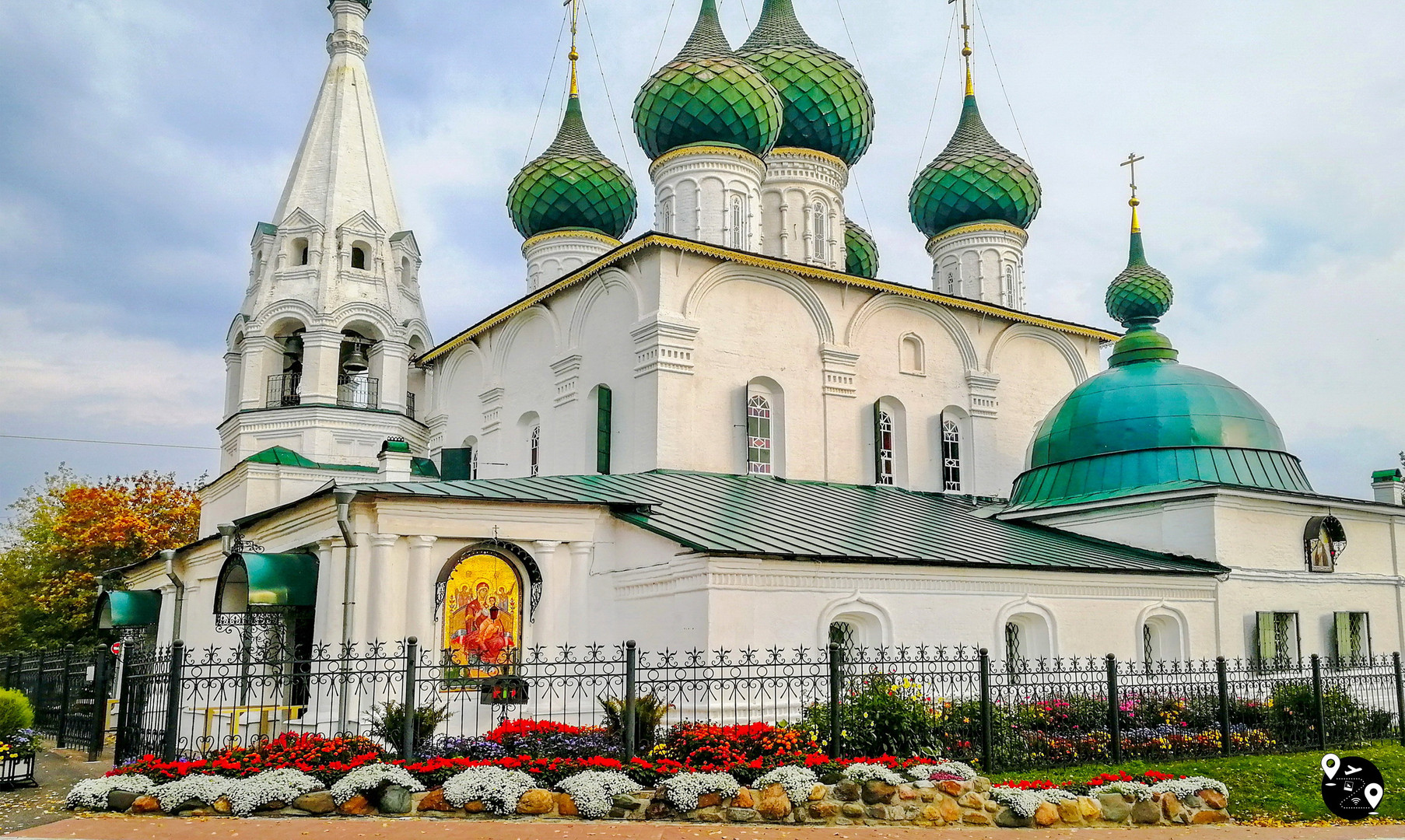 Церковь Спаса на Городу, Ярославль