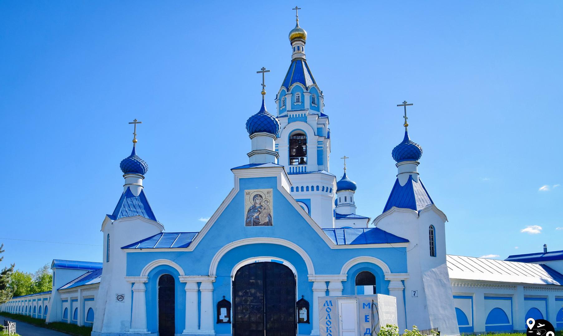 Скорбященская церковь, Иваново