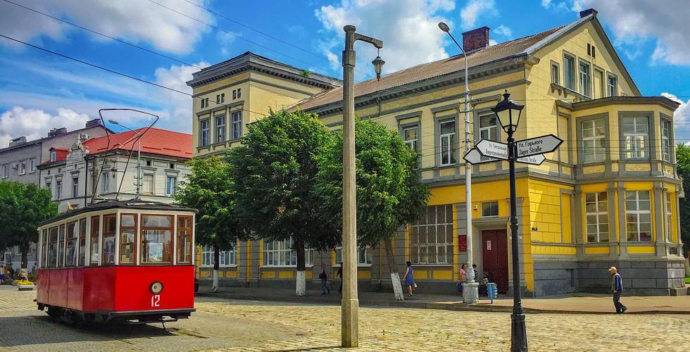 Улица Победы, Советск