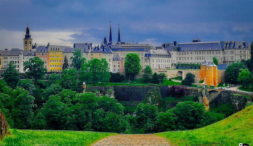 Панорама Люксембурга