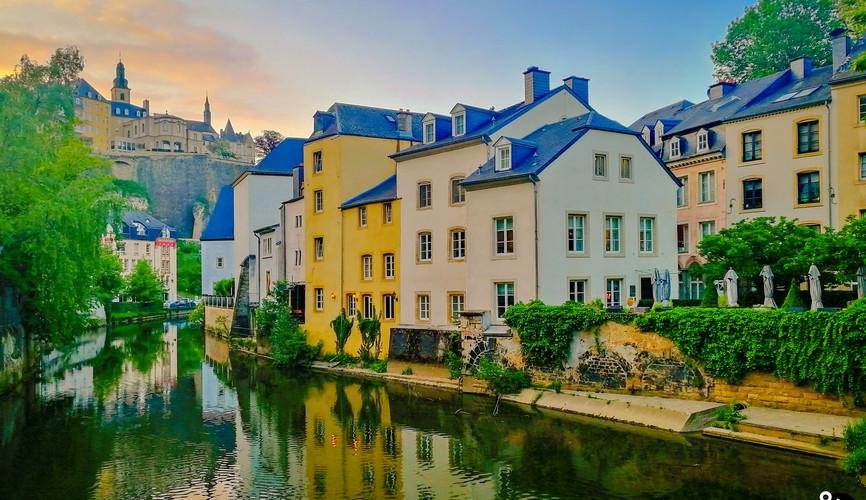 Старый город Люксембург