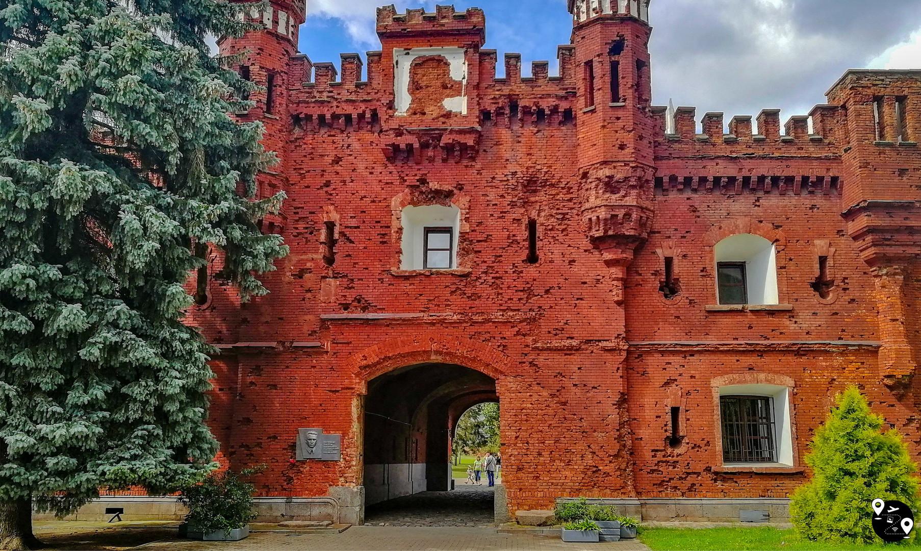 Брестская крепость, Брест