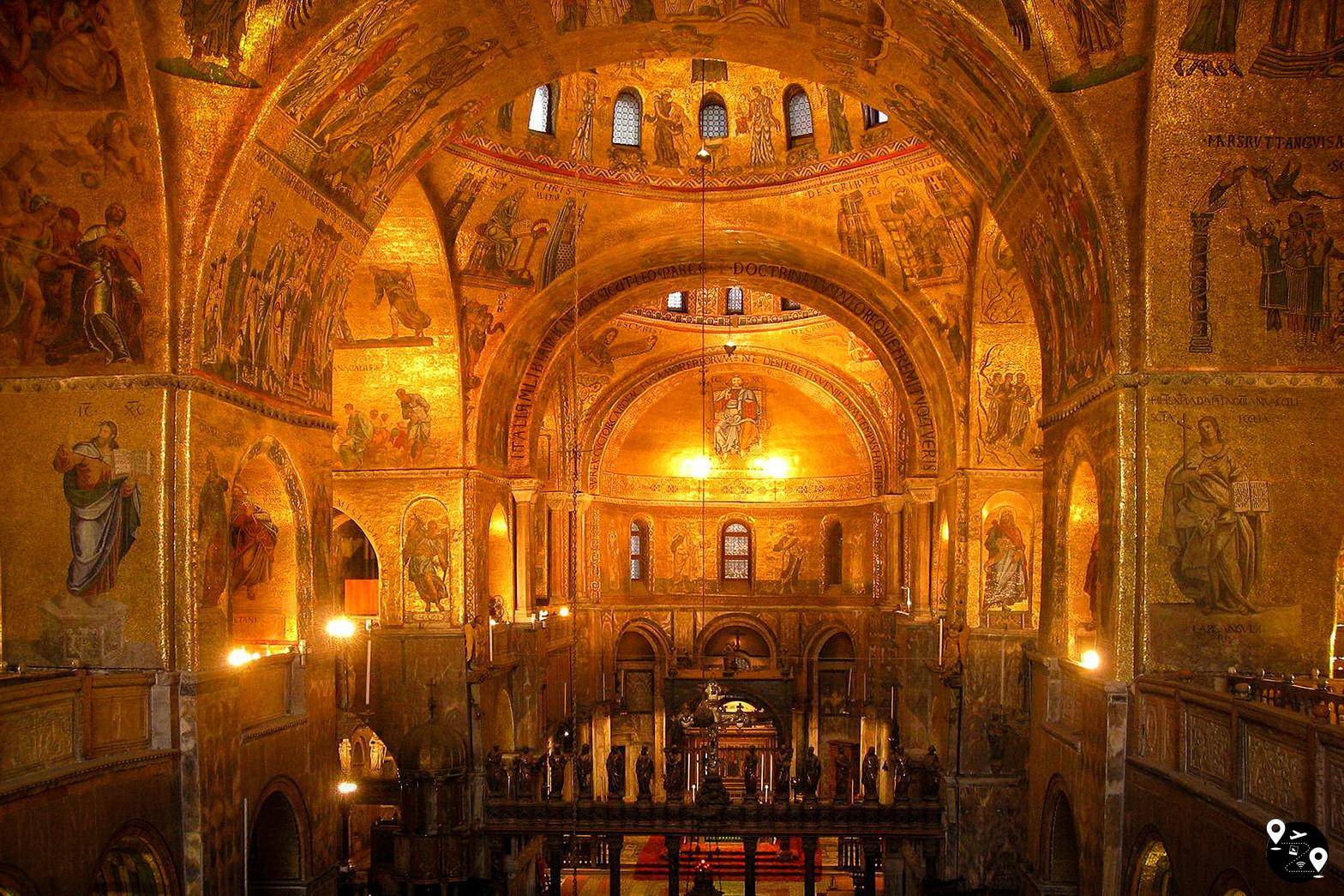 Базилика Сан Марко, Венеция