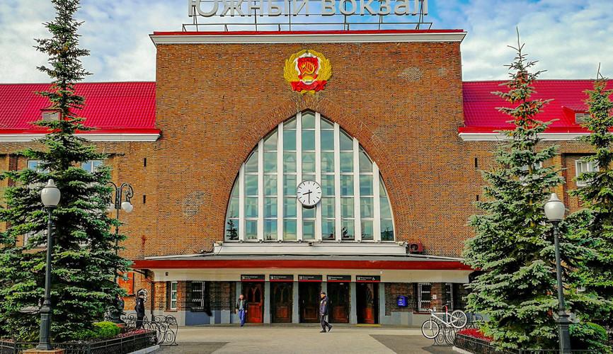 Южный ж/д вокзал, Калининград