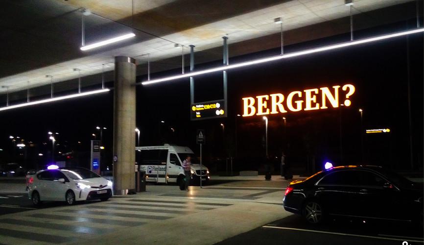 Аэропорт Бергена