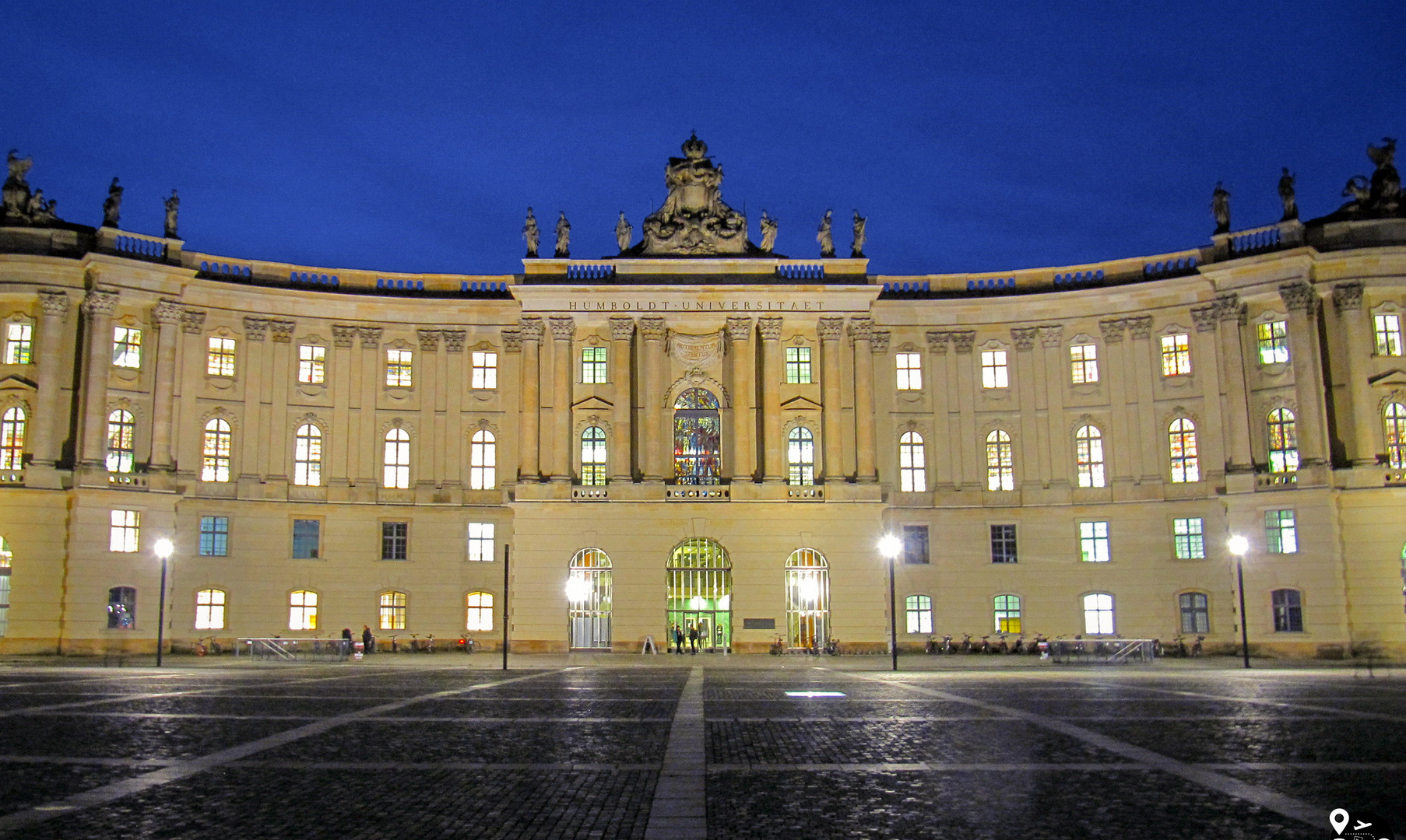 Университет Гумбольдтов, Берлин