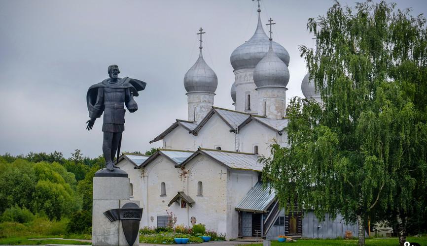Церковь Бориса и Глеба в Плотниках, Великий Новгород