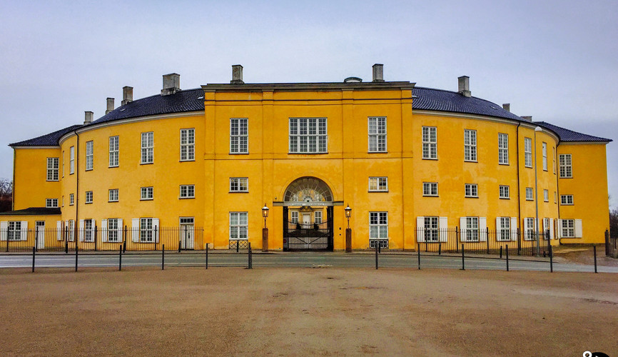 Крепость Фредериксберг, Копенгаген